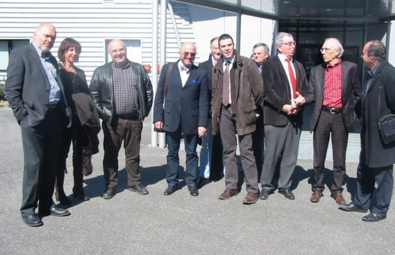 Les plateformes d'initiatives locales de Midi-Pyrénées se réunissent à la zone PPI